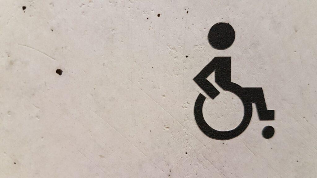 tag sigle handicapé